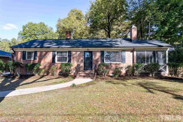 2504 Indian Trail, Durham, NC 27705 (#2286001) :: The Perry Group