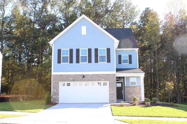 320 Everly Mist Way #12, Wake Forest, NC 27587 (#2286082) :: Raleigh Cary Realty