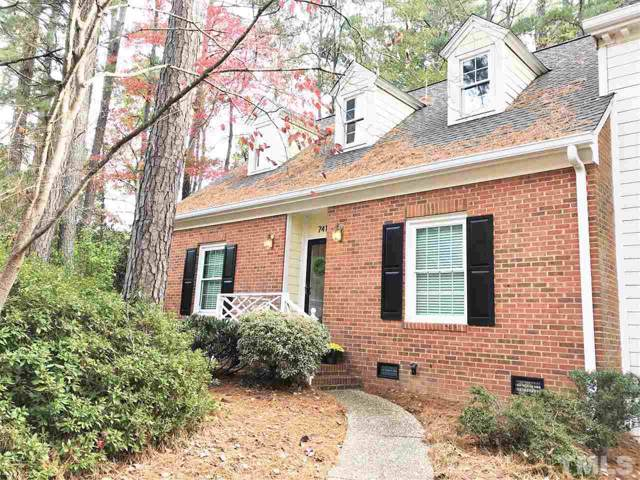 741 Weathergreen Drive, Raleigh, NC 27615 (#2286231) :: Raleigh Cary Realty