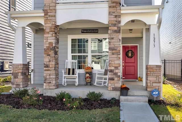 1273 Brown Velvet Lane, Apex, NC 27523 (#2286697) :: Raleigh Cary Realty