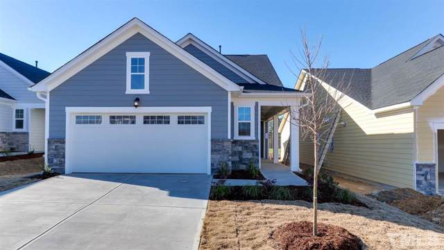 131 Canary Court #108, Raleigh, NC 27610 (#2286728) :: Dogwood Properties