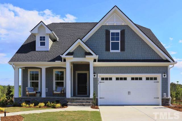 2012 Edens Ridge Avenue, Wake Forest, NC 27587 (MLS #2286916) :: The Oceanaire Realty