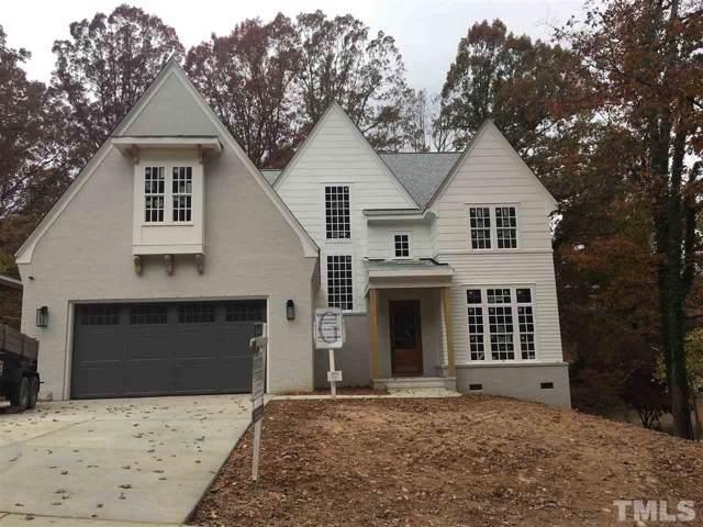 5313 Dixon Drive, Raleigh, NC 27609 (#2288379) :: Marti Hampton Team - Re/Max One Realty