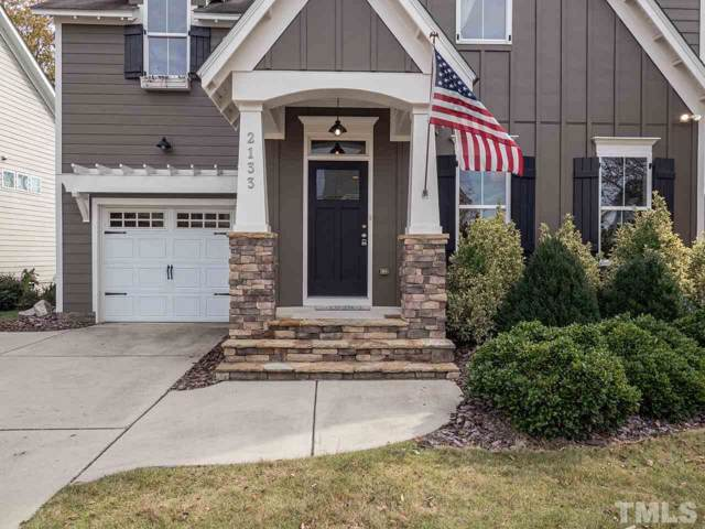 2133 Longmont Drive, Wake Forest, NC 27587 (#2288389) :: The Jim Allen Group