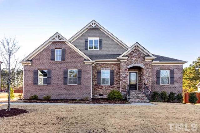 6012 Hares Ear Court, Wake Forest, NC 27587 (#2288413) :: The Jim Allen Group