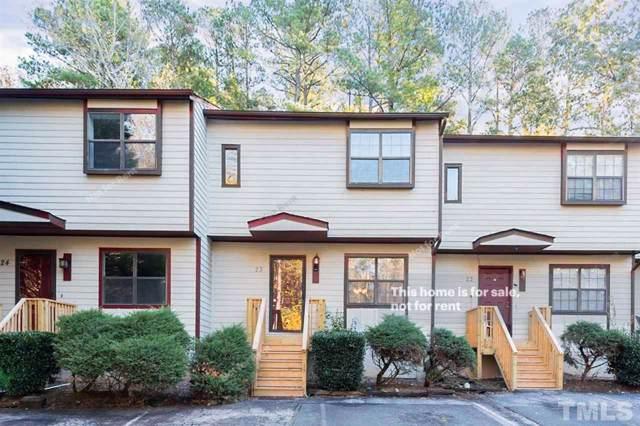 3622 Colchester Street #23, Durham, NC 27707 (#2288447) :: Sara Kate Homes