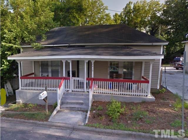 2410 Owen Street, Durham, NC 27703 (#2288464) :: Real Estate By Design