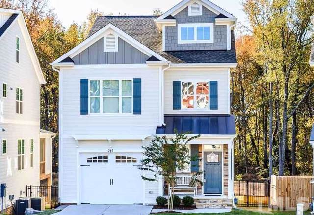 212 Log Pond Court, Apex, NC 27502 (#2288627) :: Triangle Just Listed