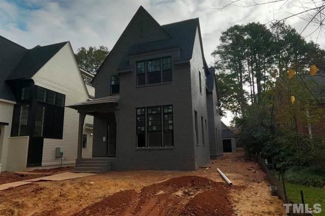 200 Shepherd Street, Raleigh, NC 27607 (MLS #2288782) :: The Oceanaire Realty