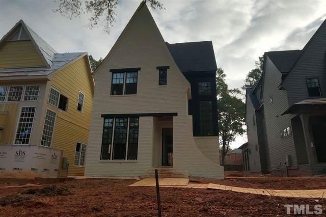 200 5 Shepherd Street, Raleigh, NC 27607 (MLS #2288791) :: The Oceanaire Realty