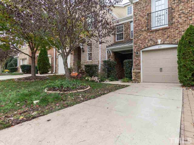 215 Lone Star Way, Cary, NC 27519 (#2288996) :: The Perry Group