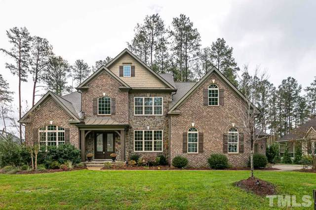 1540 Sandybrook Lane, Wake Forest, NC 27587 (MLS #2289136) :: The Oceanaire Realty