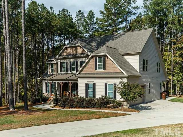 1203 Rogers Farm Road, Wake Forest, NC 27587 (#2289257) :: Raleigh Cary Realty