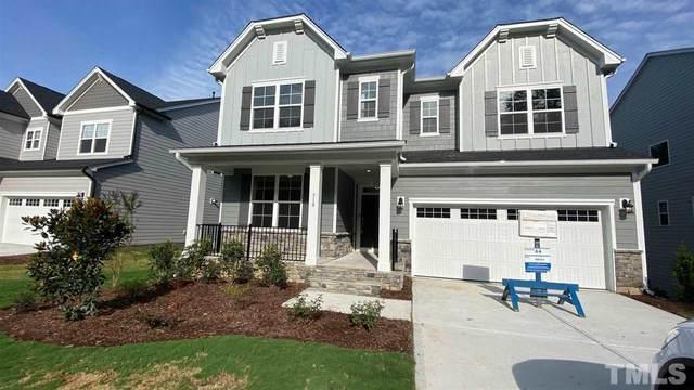 716 Orange Oak Lane 64 - Edison E B, Apex, NC 27523 (#2289309) :: Raleigh Cary Realty