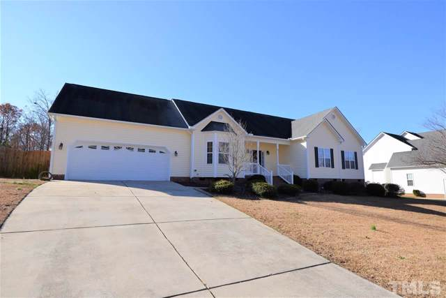48 Kendall Drive, Clayton, NC 27520 (#2289376) :: M&J Realty Group