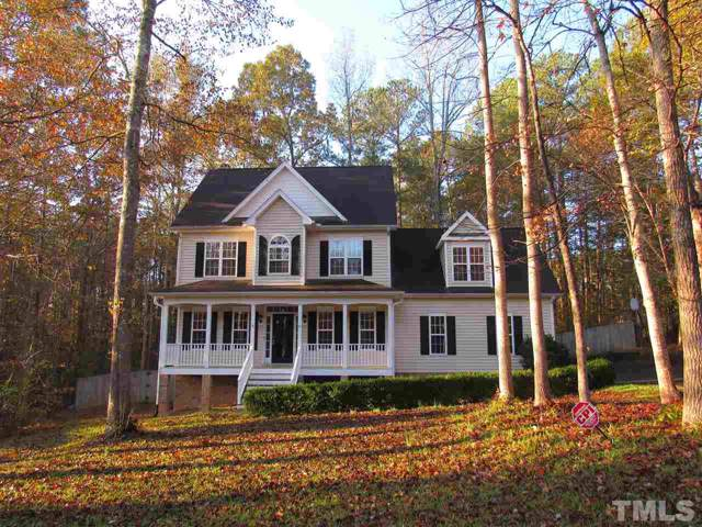 45 Plymouth Circle, Pittsboro, NC 27312 (#2289579) :: Real Estate By Design