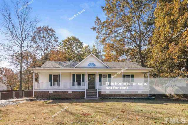 3007 Brittany Drive, Clayton, NC 27520 (MLS #2289907) :: The Oceanaire Realty