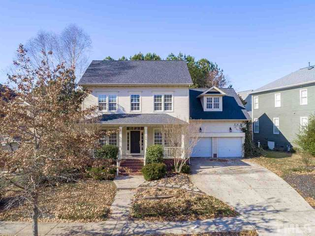 108 Sunset Oaks Drive, Holly Springs, NC 27540 (#2290730) :: Rachel Kendall Team
