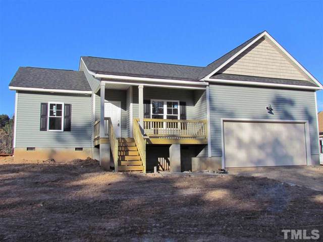 203 Rhododendron Drive, Middlesex, NC 27557 (#2291126) :: Rachel Kendall Team