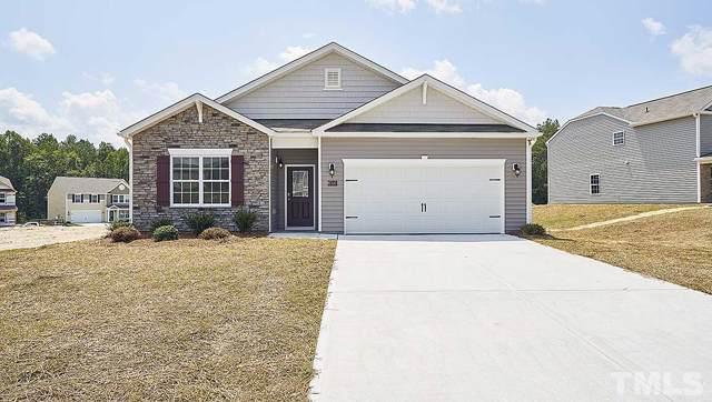 44 Prairie Street, Clayton, NC 27527 (#2291234) :: Real Estate By Design