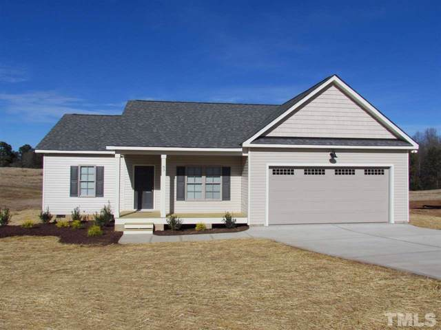 83 Rhododendron Drive, Middlesex, NC 27557 (#2291295) :: The Jim Allen Group