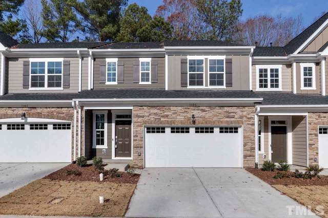 1105 Hero Place, Cary, NC 27519 (#2291327) :: The Perry Group