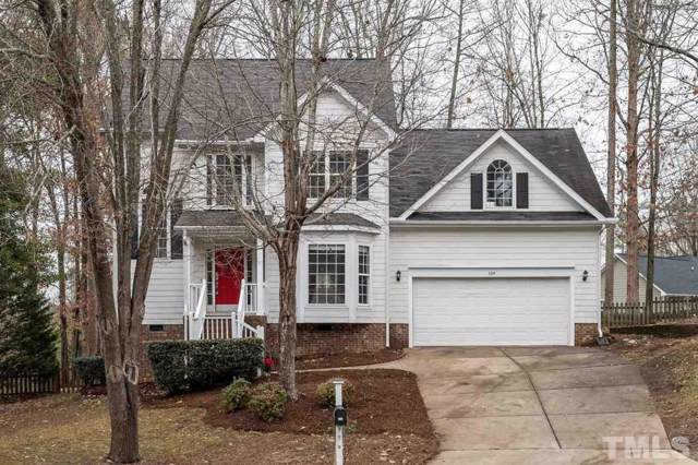 104 Hidden Cellars Drive, Holly Springs, NC 27540 (#2291524) :: Classic Carolina Realty
