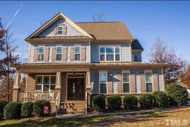513 Hollymont Drive, Holly Springs, NC 27540 (#2291577) :: Marti Hampton Team - Re/Max One Realty