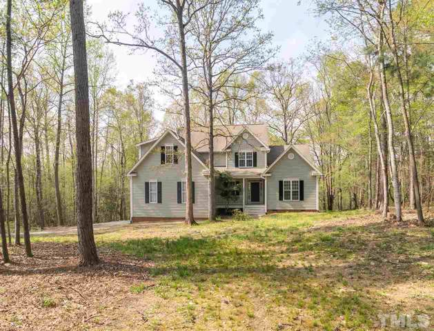 957 Chicken Bridge Road, Pittsboro, NC 27312 (#2291683) :: The Results Team, LLC