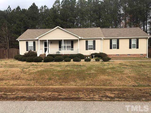 95 Monarch Trail, Selma, NC 27576 (#2291715) :: The Beth Hines Team