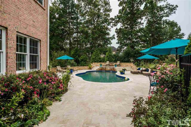 4705 Brook Top Court, Raleigh, NC 27606 (#2291763) :: The Perry Group