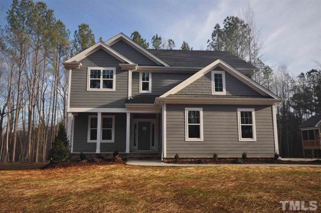 3637 Legato Lane, Wake Forest, NC 27587 (MLS #2291780) :: The Oceanaire Realty