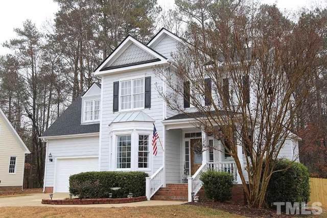 309 Foxbury Drive, Garner, NC 27529 (#2291909) :: Real Estate By Design