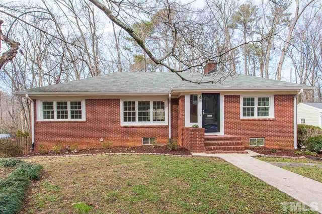 2733 Rothgeb Drive, Raleigh, NC 27609 (#2292347) :: Dogwood Properties