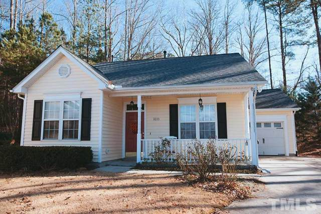 1033 Dual Parks Road, Apex, NC 27502 (#2292496) :: Real Estate By Design