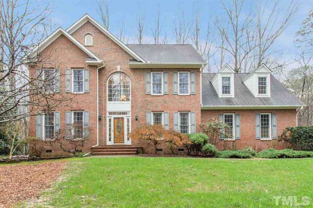 7445 Heartland Drive, Wake Forest, NC 27587 (#2293460) :: The Jim Allen Group