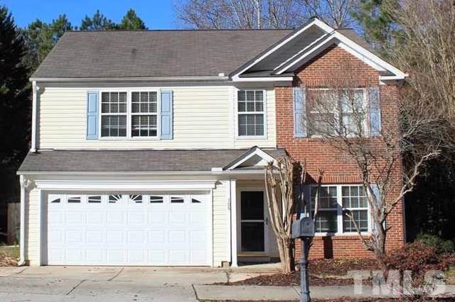 108 Chilmark Ridge Drive, Holly Springs, NC 27540 (#2293606) :: Rachel Kendall Team