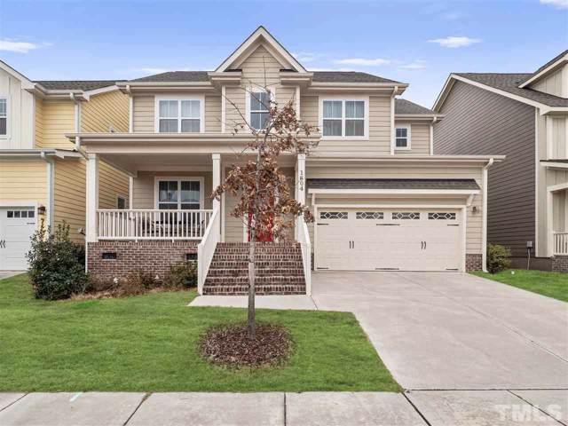 1604 Drift Falls Lane, Wendell, NC 27591 (#2293894) :: Dogwood Properties