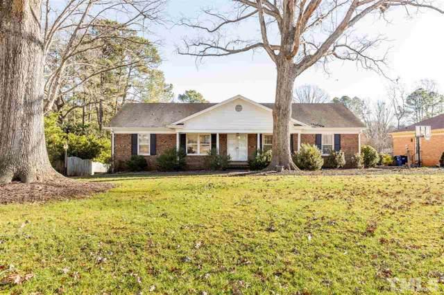 2812 Glen Burnie Drive, Raleigh, NC 27607 (#2294109) :: Raleigh Cary Realty