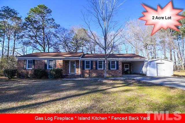 322 White Oak Road, Goldsboro, NC 27534 (#2294215) :: Dogwood Properties