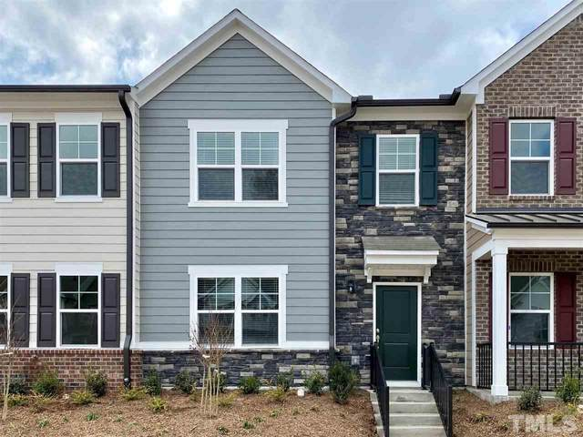 213 Eagleson Street Dpt Lot 78, Durham, NC 27703 (#2294236) :: Real Estate By Design