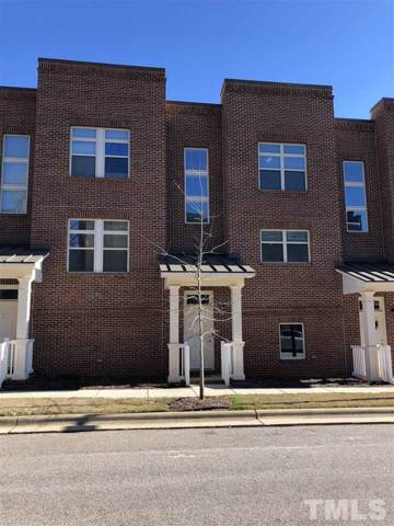1231 Twin Branches Way #103, Raleigh, NC 27606 (#2294885) :: Raleigh Cary Realty