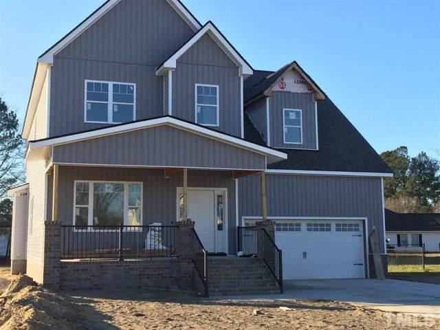 108 Stonehenge Drive, Dunn, NC 28334 (#2295059) :: Sara Kate Homes