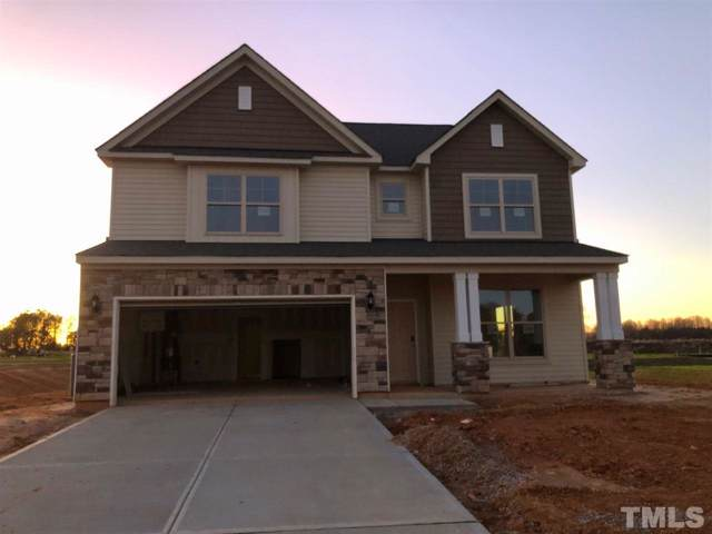 39 Gallop Rein Circle, Benson, NC 27504 (MLS #2295401) :: The Oceanaire Realty