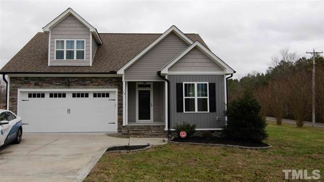 14 Water Front Lane, Timberlake, NC 27583 (#2295536) :: Dogwood Properties