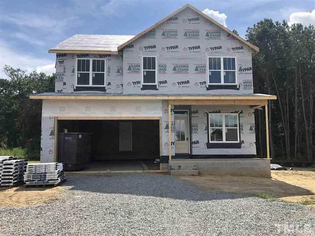 133 Mason Landing Drive, Selma, NC 27576 (#2295551) :: The Rodney Carroll Team with Hometowne Realty