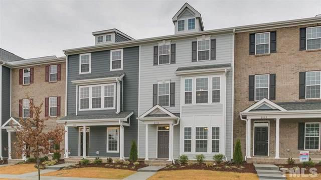 6125 Kayton Street #2193, Raleigh, NC 27616 (#2295825) :: Real Estate By Design
