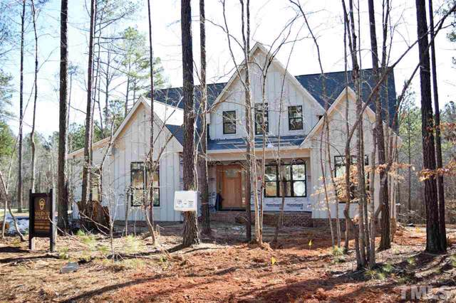 3595 Carole Court, Wake Forest, NC 27587 (#2295942) :: The Jim Allen Group
