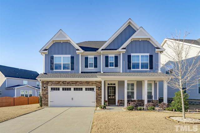 121 Mystwood Hollow Circle, Holly Springs, NC 27540 (MLS #2296141) :: On Point Realty