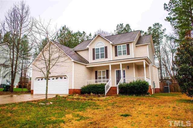144 Meadow Loop Drive, Clayton, NC 27527 (#2296290) :: The Beth Hines Team
